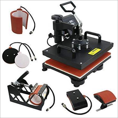 Digital T Shirt Printing Machine (5 Dye)
