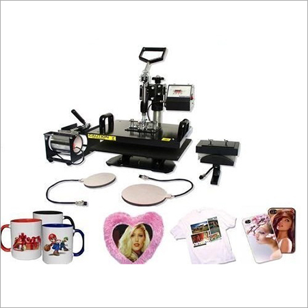 5 In 1 Heat Press Machine (5 Dye)