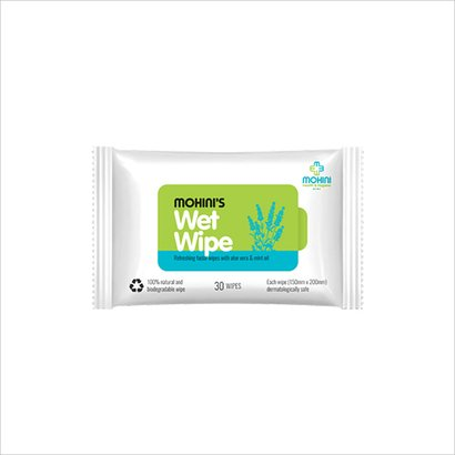 Wet Cleaning Wipe