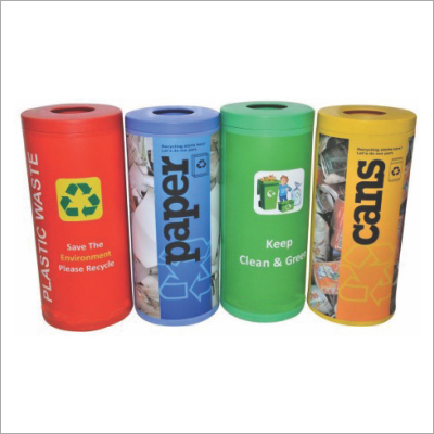 Color Coated Dustbin
