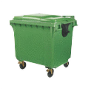 Garbage Dustbin Trolley