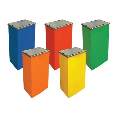 Multicolor Dustbin