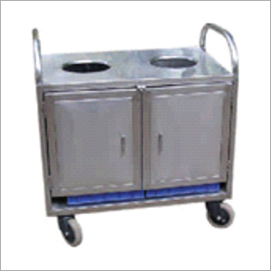 Stainless Steel Recycle Dustbin