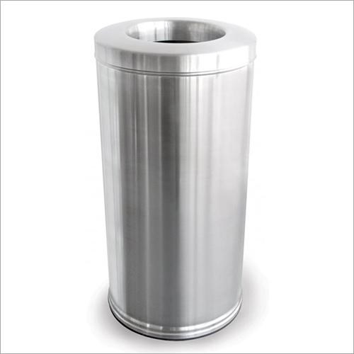 Stainless Steel Garbage Dustbin