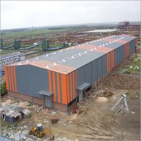 Steel Prefabricated Structure Warehouse