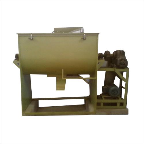 Industrial Dry Mixer Machine