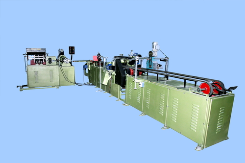 Welding Electrode Plant and Machine