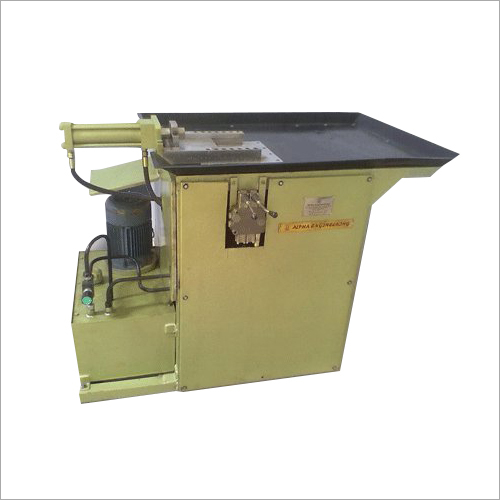 Slug Press Or Briquetting Press