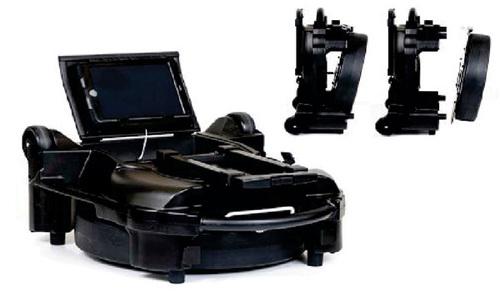 Spartan Tool 2.0 Traveller - CCTV