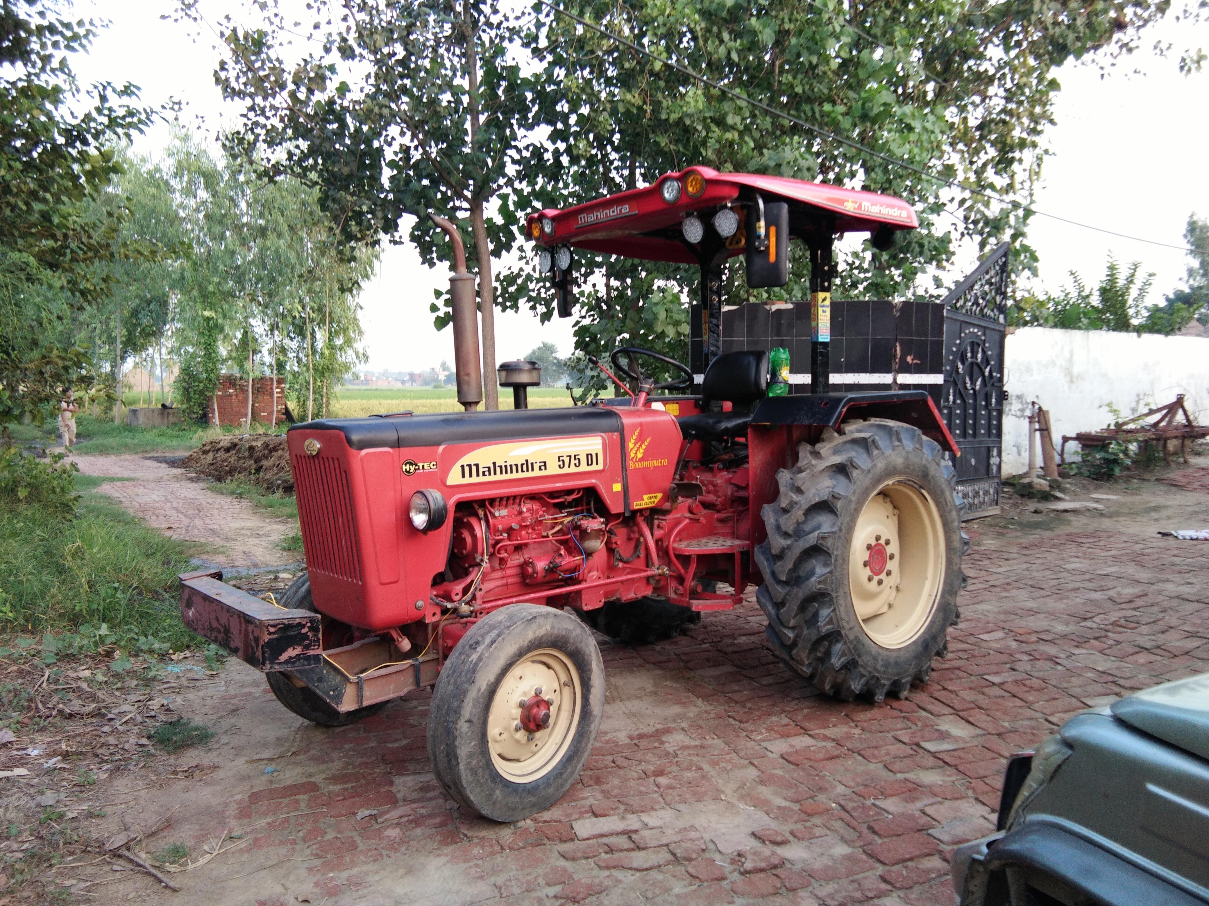 Mahindra Tractor Chattri