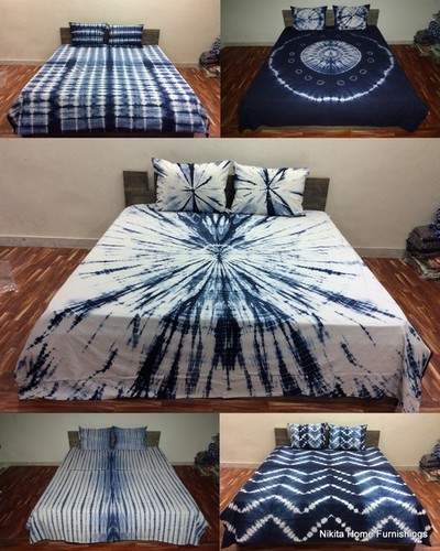 Printed Bed Sheets & Bed Covers