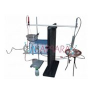 Study Of Thermo E.M.F. Using Digital D.C. Micro Voltmeter And Sand Bath Experimental Set Up Labappara