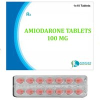 Amiodarone 100 Mg Tablets