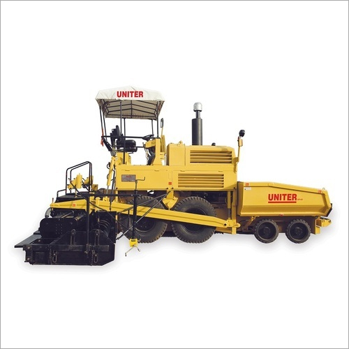 Hydrostatic Sensor Paver Finisher Machine