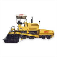 WMM Hydrostatic Sensor Paver Finisher