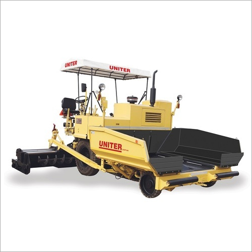 Paver Finisher Machines