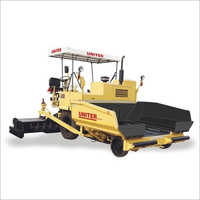 Single Seat Paver Finisher Machine