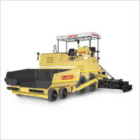 Asphalt And Wet Mix Paver Finisher