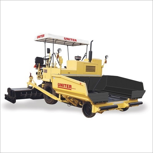 Single Seat Wet Mix Paver