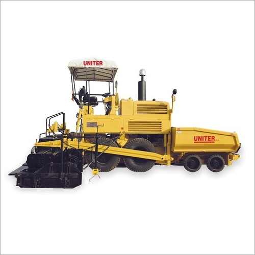 5.5 Meter Sensor Paver Finisher