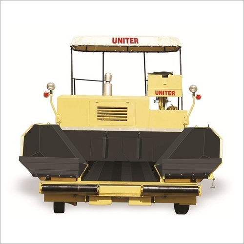 Sensor Paver Finisher Machine