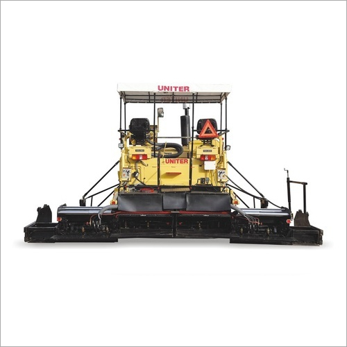 7.5 Meter Sensor Paver Finisher