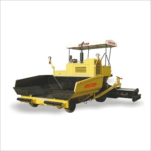 Mechanical Asphalt Road Paver Machine