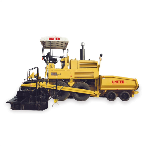 7.5 Meter Asphalt Paver Finisher