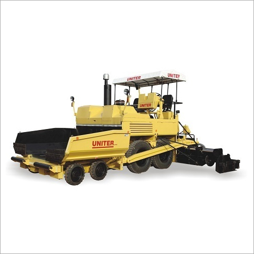 Hydrostatic Sensor Paver Finisher