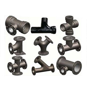 Ductile Iron Socketed Fittings