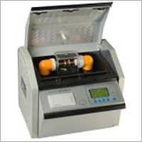 Transformer Oil Dielectric Tester
