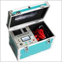Loop Resistance Tester Contact Resistance Measurement