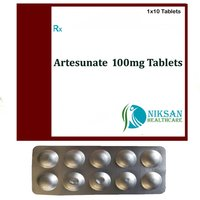 Artesunate 100mg Tablets