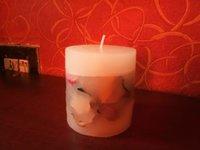 Rose Petals Candle