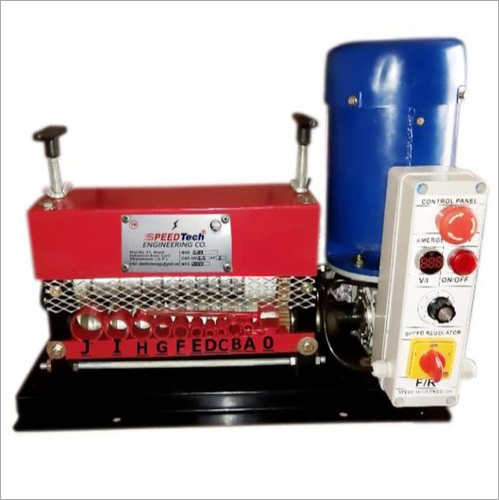 Semi Automatic Stripping Machine