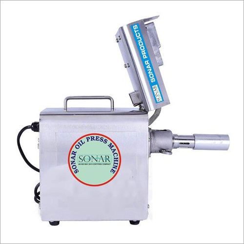 Oil Extractor Machine