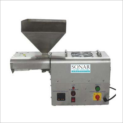 Industrial Oil Press Machine