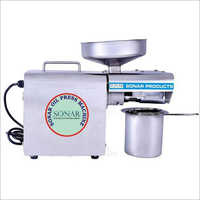 Domestic Oil Press Machine