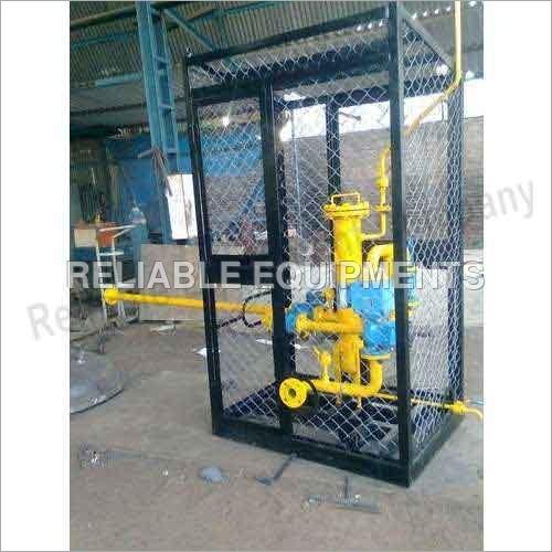 Industrial LPG Metering Skid