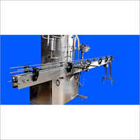 Linear Conduction Sealing Machine