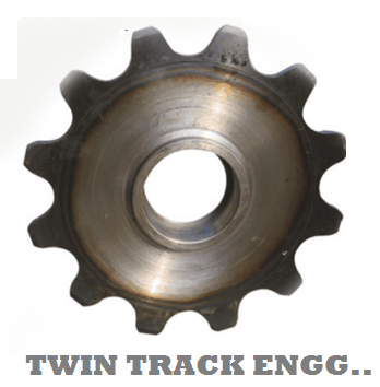 Stainless steel sprockets