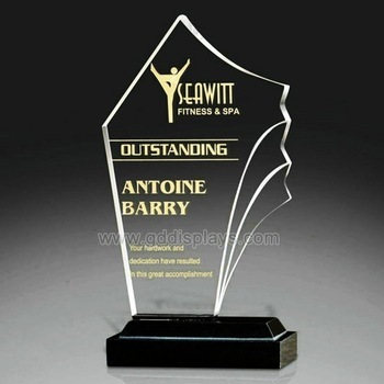 Acrylic Award Trophy