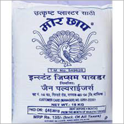 Instant Gypsum Powder