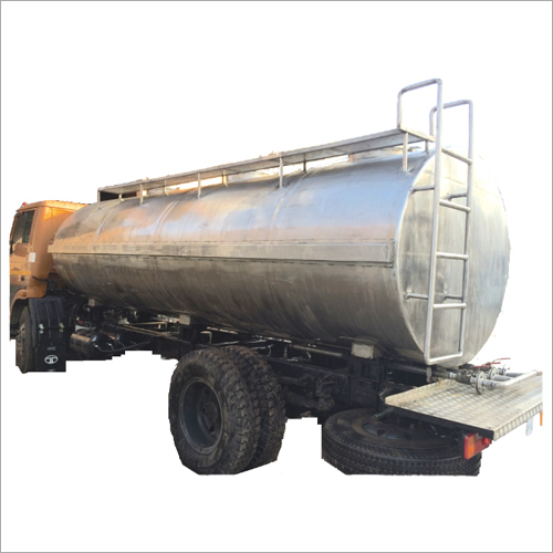 Stainless Steel Tanker, 15000L