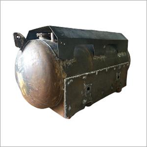 Horizontal Pressure Vessel, 1000L