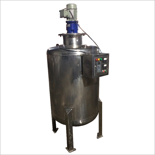 Stainless Steel Agitator, 1500L