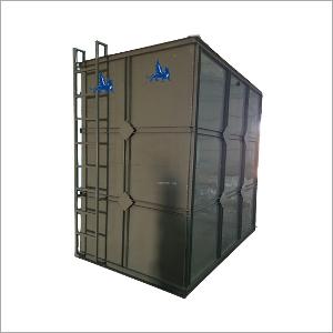 Mild Steel Aeration Tank, 25000 LPD