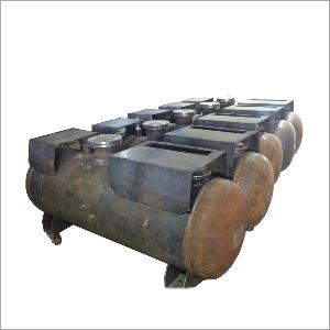 Steel Vacuum Tanks