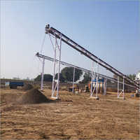 Industrial Sand Conveyor