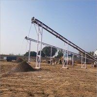 Industrial Sand Conveyor